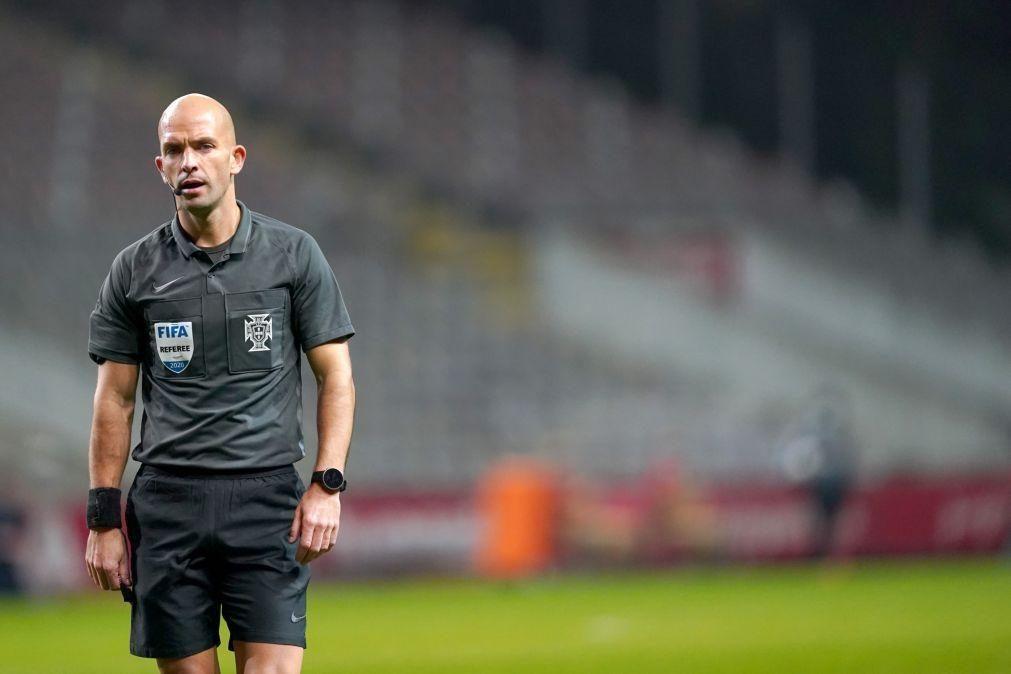 Árbitro Luís Godinho ameaçado de morte após SC Braga-FC Porto