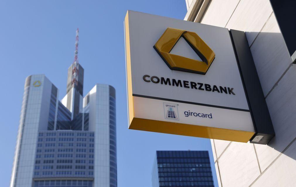 Alemão Commerzbank vai despedir 10.000 trabalhadores até 2024