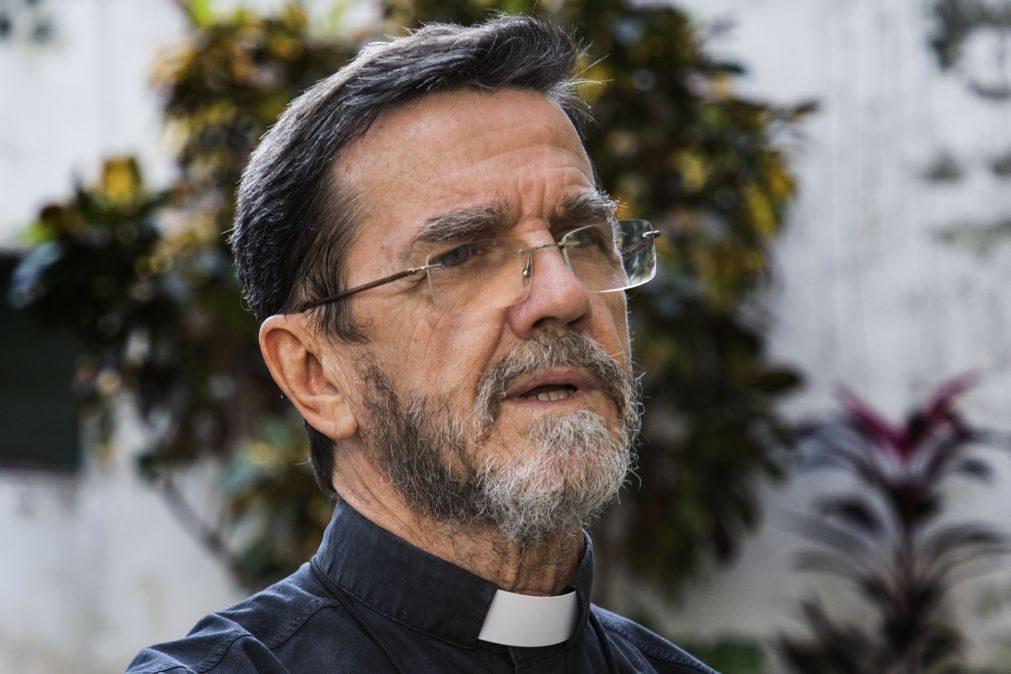 Papa nomeia para o Brasil bispo que foi voz ativa no norte de Moçambique