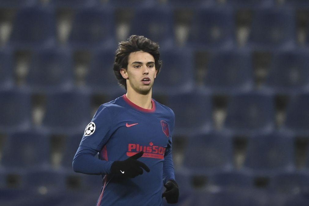 «Félix pode ser um dos melhores do mundo», diz ex-Real Madrid