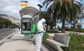 Covid-19: Assembleia da Madeira dá parecer favorável a prolongamento do estado de emergência