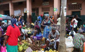 Economia de São Tomé e Príncipe cresceu 3,1% em 2020