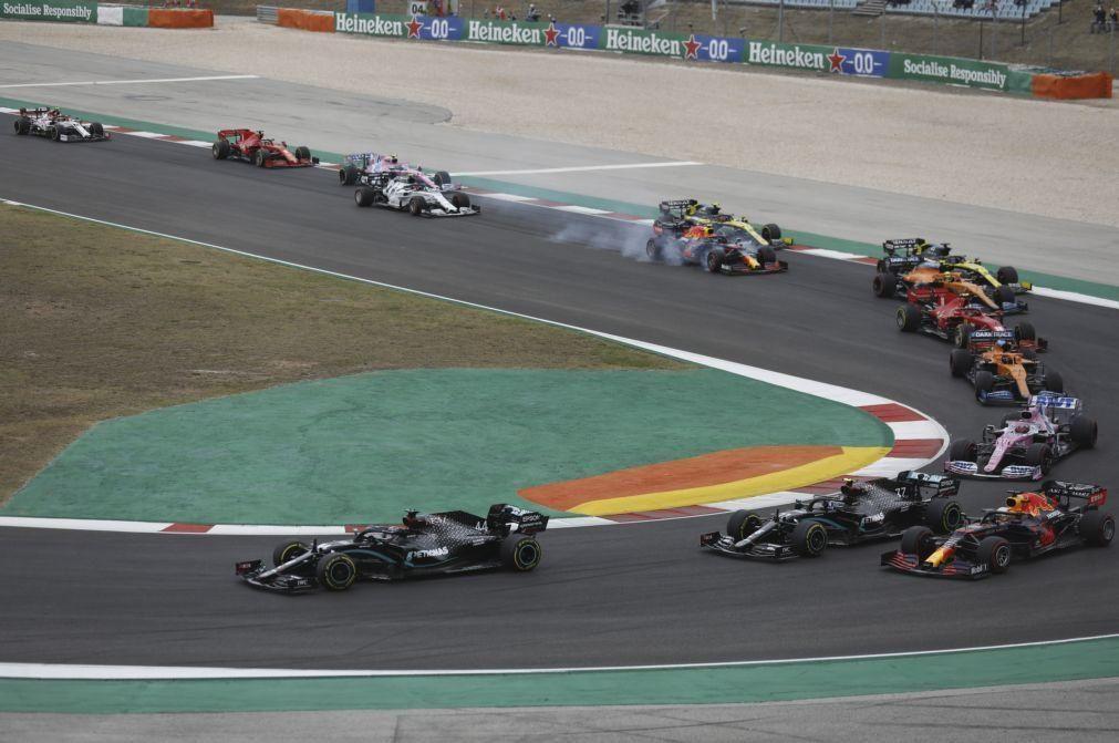 FIA tem intenção de realizar GP de F1 em Portugal mas ainda espera assinatura de contrato