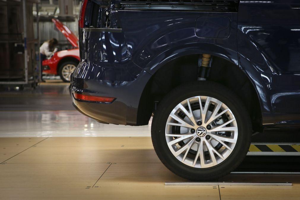 Produção automóvel cai 12,5% em janeiro