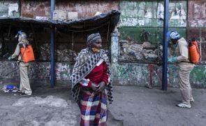 Covid-19: Moçambique ultrapassa 500 óbitos e regista 1.054 novos casos