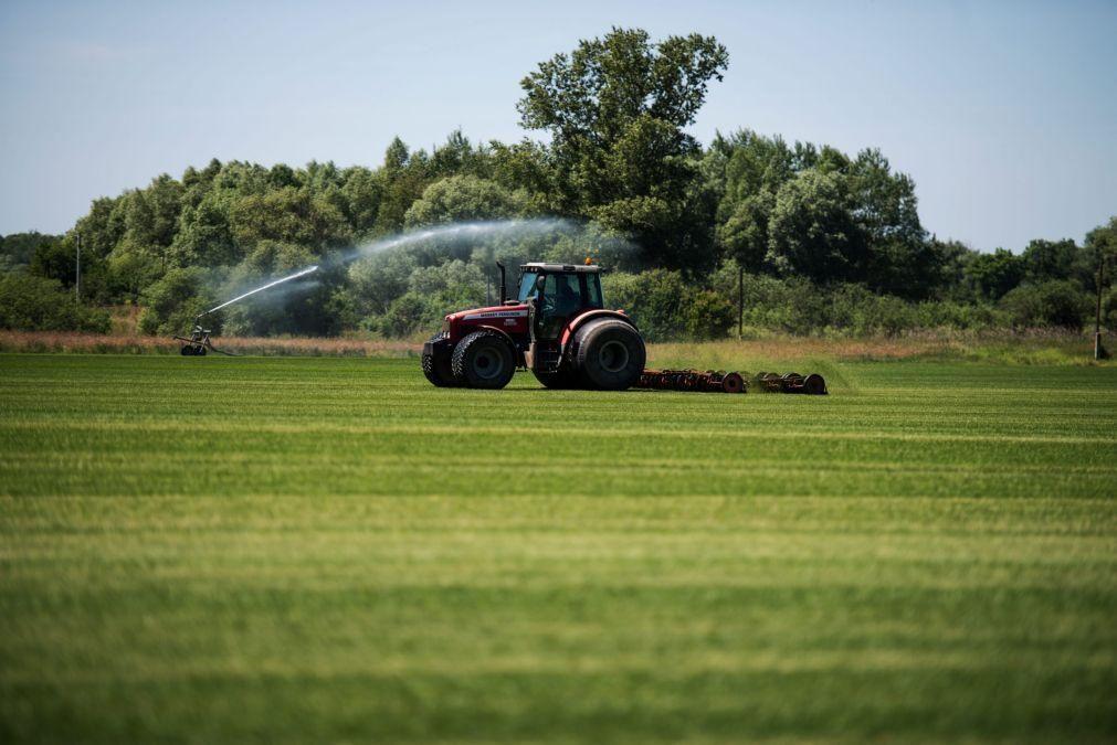 Alterações climáticas vão mudar agricultura da Europa, segundo a Agência Europeia do Ambiente