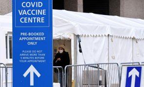 Covid-19: Reino Unido regista descida para 678 mortes nas últimas 24 horas