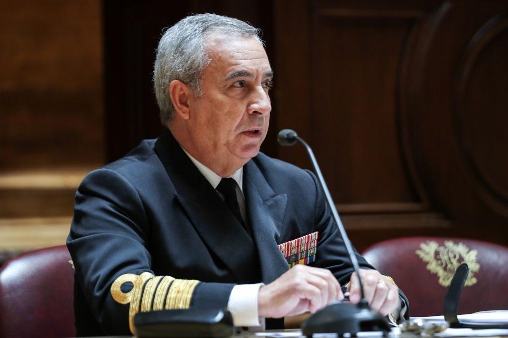 Governo propõe prorrogação dos mandatos dos almirantes CEMA e CEMGFA