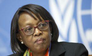 Covid-19: OMS diz que mortes em África «aumentaram 40%» em um mês