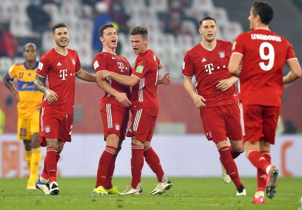 Bayern bate Tigres e sagra-se campeão do Mundo de clubes