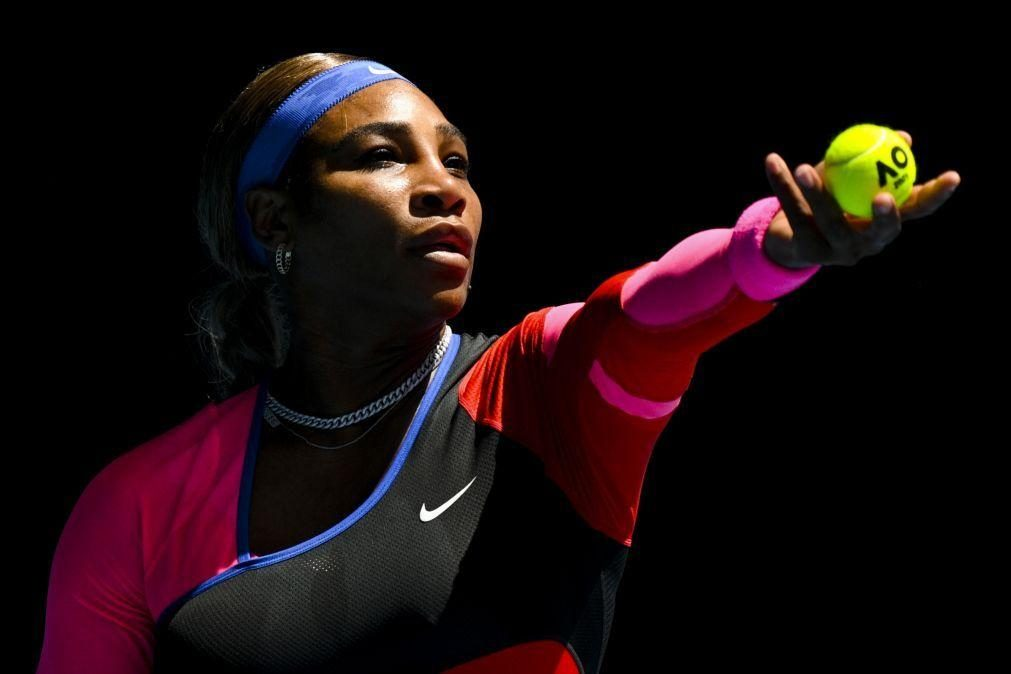 Open da Austrália: Serena Williams passa terceira ronda ao vencer Anastasia Potapova
