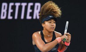 Open da Austrália: Naomi Osaka nos oitavos de final após derrotar Ons Jabeur