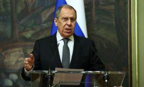 Rússia diz estar disposta a romper relações com a UE se houver mais sanções