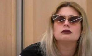 Bernardina ridiculariza Jéssica Fernandes: «Coisas dos malucos»