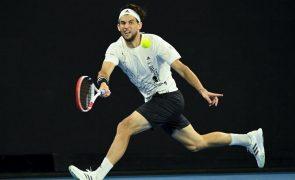 Thiem bate Kyrgios e passa aos 'oitavos' do Open da Austrália