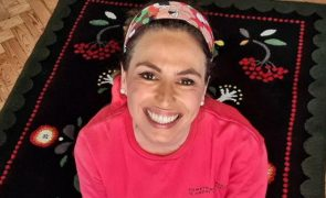 Joana Cruz mostra-se peruca enquanto luta contra cancro