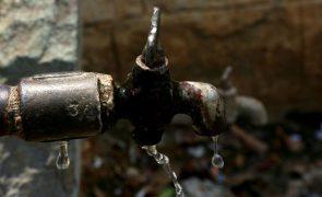 Barragem que fornece água a Maputo fechada devido a risco de contaminação