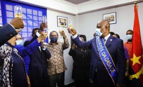 Novo líder da CASA-CE quer repor a dinâmica da segunda maior força da oposição angolana