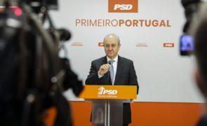 Covid-19: Rui Rio vê governo de salvação nacional como cenário