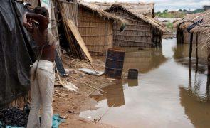 Sul de Moçambique sob aviso de chuva, vento forte e trovoadas severas