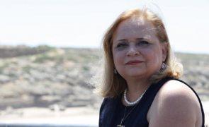 Noémia Costa falha velório do ex-marido Licínio França