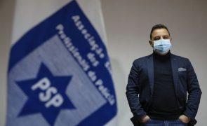 Negociações entre MAI e sindicatos da PSP vão ser retomadas em março