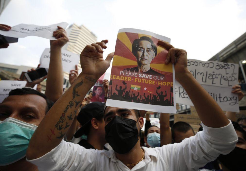 Myanmar: Conselho de Direitos Humanos da ONU exige libertação imediata de Suu Kyi