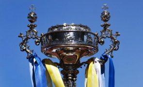 Taça de Portugal: FC Porto-SC Braga a 3 de março. Benfica-Estoril no dia seguinte