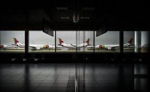 Pilotos da TAP votam acordo de emergência em assembleia-geral em 20 de fevereiro