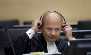 Britânico Karim Khan eleito novo procurador principal do Tribunal Penal Internacional