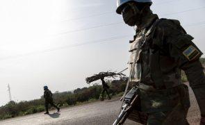 RCA: Militares portugueses recebem louvor por