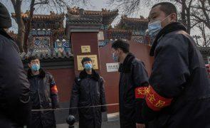 Covid-19: China sem casos locais pelo sexto dia consecutivo