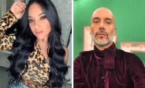Big Brother. Joana Diniz e Pedro Crispim fazem as pazes