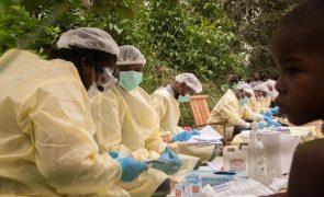 RDCongo regista terceiro caso de Ébola no nordeste do país