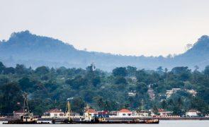 São Tomé quer apoio internacional para combater pirataria na costa