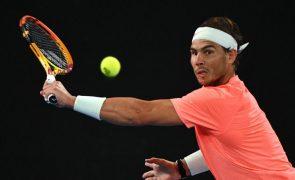 Open da Austrália: Nadal vence e marca duelo com Fognini nos oitavos de final