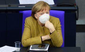 Chanceler alemã condena