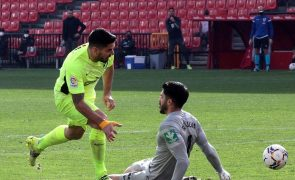 Atlético de Madrid ganha em Granada e reforça liderança da liga espanhola