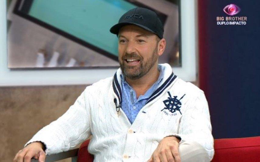 Big Brother Pedro revela em direto nome do próximo concorrente do reality show