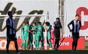 Farense vence Nacional e deixa zona de despromoção da Liga NOS [vídeo]