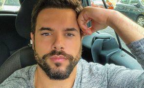 Pedro Carvalho fala sobre cancro do pai e assume sentir-se culpado