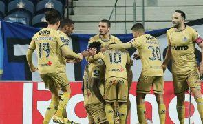 Boavista foi ao Dragão empatar a duas bolas diante do FC Porto [vídeos]