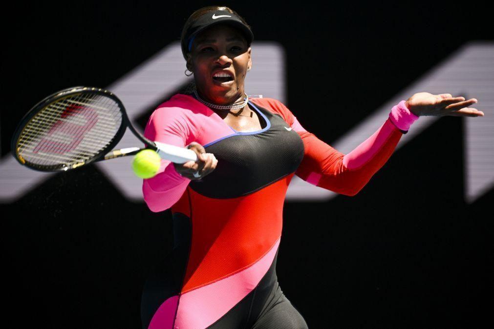 Open da Austrália: Serena Williams nos quartos de final após vencer Ayna Sabalenka