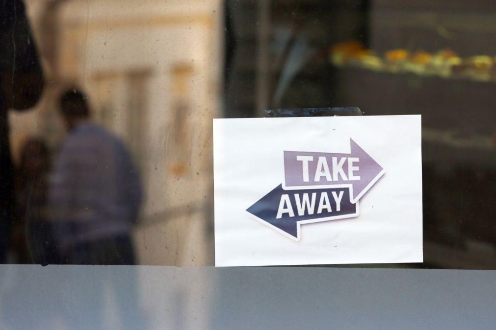 Rentabilidade do take away e entregas é