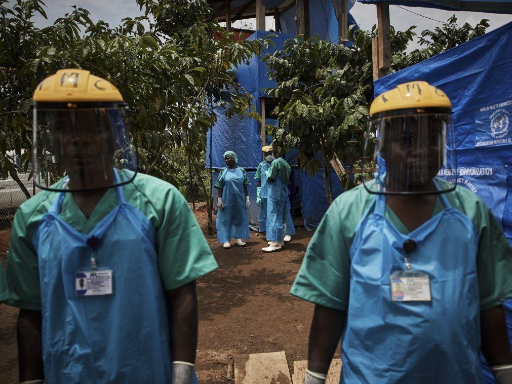 Três mortos e sete infetados pelo ébola na Guiné-Conacri - agência sanitária