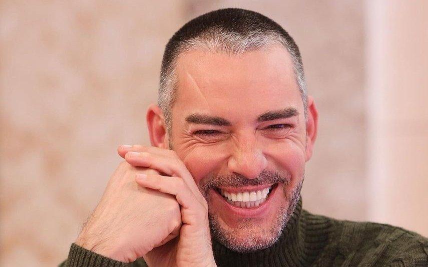 Cláudio Ramos revela cinco segredos sobre si