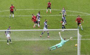 Bruno Fernandes volta a marcar, mas não evita novo deslize do Manchester United