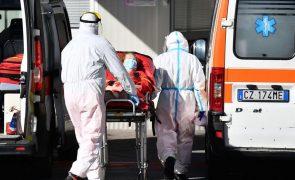 Covid-19: Itália tem mais 221 mortos e 11.068 novos casos