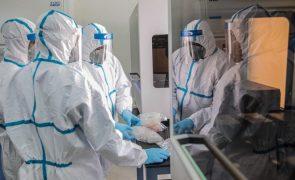 Covid-19: Mais 37 novos casos, um óbito e cinco recuperações em Angola