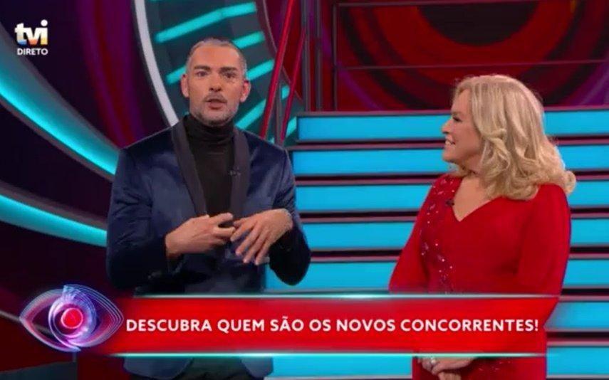 Há um novo concorrente no Big Brother. Saiba quem é!